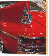1961 Chrysler 300g 2-door Hardtop Wood Print