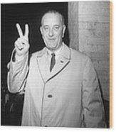 1964 Presidential Election. Lyndon Wood Print