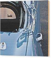 1967 Chevrolet Corvette  Wood Print