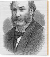 3rd Baron Rayleigh Wood Print