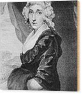 Abigail Adams (1744-1818) Wood Print