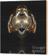 Abstract 111 Wood Print