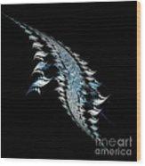 Abstract 155 Wood Print