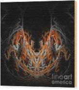 Abstract 171 Wood Print