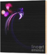 Abstract Eleven Wood Print