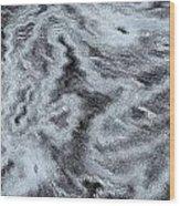 Abstract Pastel Art Wood Print