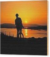Achill Island, Co Mayo, Ireland Wood Print