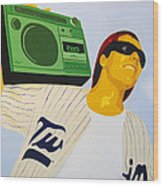 Alex Wood Print by Michael Ringwalt