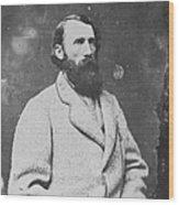 Ambrose P. Hill (1825-1865) Wood Print