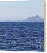 Anacapa Island Wood Print
