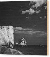Aphrodites Rock Petra Tou Romiou Republic Of Cyprus Wood Print