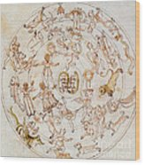 Aratuss Constellations Wood Print by Science Source