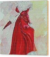 Arlesienne Wood Print