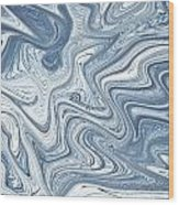 Art Abstract Wood Print