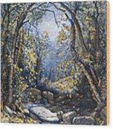 Autumn, 1873 Wood Print