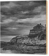 Bailey's Island 14342 Wood Print