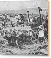 Balkan Insurgency, 1876 Wood Print