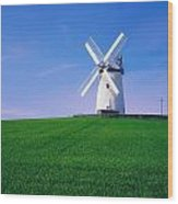 Ballycopeland Windmill, Millisle Wood Print