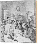 Balzac: Le P�re Goriot Wood Print