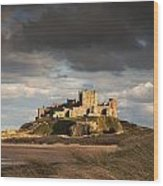 Bamburgh, Northumberland, England Wood Print by John Short