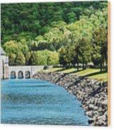 Barkhamsted Ct Wood Print