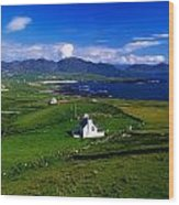 Beara Penninsula, Co Kerry, Ireland Wood Print