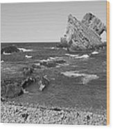 Bowfiddle Rock Wood Print