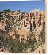 Bryce Canyon Amphitheater Wood Print