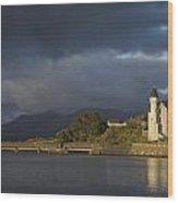 Caherciveen, County Kerry, Ireland The Wood Print