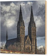Chapter Church Of St Peter And Paul Wood Print
