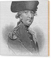 Charles Cornwallis Wood Print