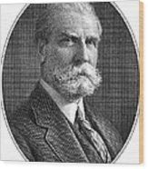 Charles Evans Hughes Wood Print