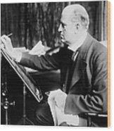 Charles Gibson (1867-1944) Wood Print