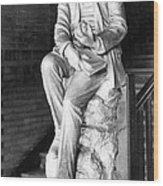 Charles Martin Hall, American Inventor Wood Print
