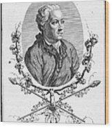 Charles Simon Favart Wood Print