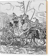 Chief Joseph (1840-1904) Wood Print by Granger