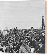 Civil War: Petersburg, 1864 Wood Print