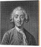 Claude Adrien Helvetius Wood Print