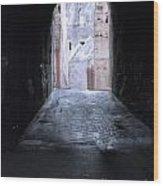Coloseum Rome Wood Print
