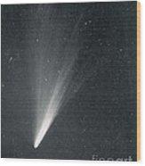 Comet West, 1976 Wood Print