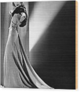Constance Bennett, Circa 1930s Wood Print