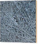 Crystals 1 Wood Print