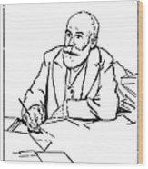 Daniel De Leon (1852-1914) Wood Print