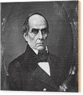 Daniel Webster Wood Print by Photo Researchers