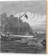 David Livingstone (1813-1873) Wood Print by Granger