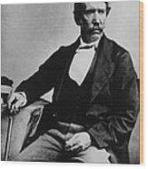 David Livingstone, 1813-1873, Scottish Wood Print by Everett