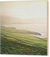 Dingle  Peninsula Shoreline 2 Wood Print