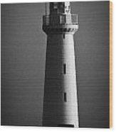 Donaghadee Lighthouse Wood Print