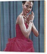 Dorothy Dandridge, 1954 Wood Print by Everett