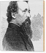 Eastman Johnson (1824-1906) Wood Print